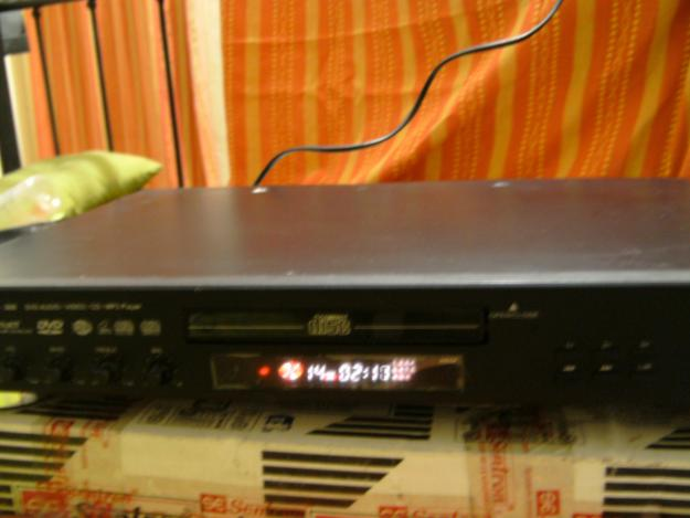 CD amplifier